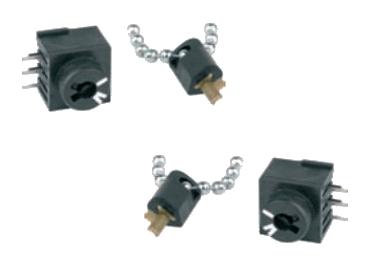 THT Miniature Key Switches