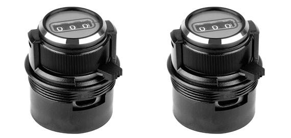 digital rotating knobs