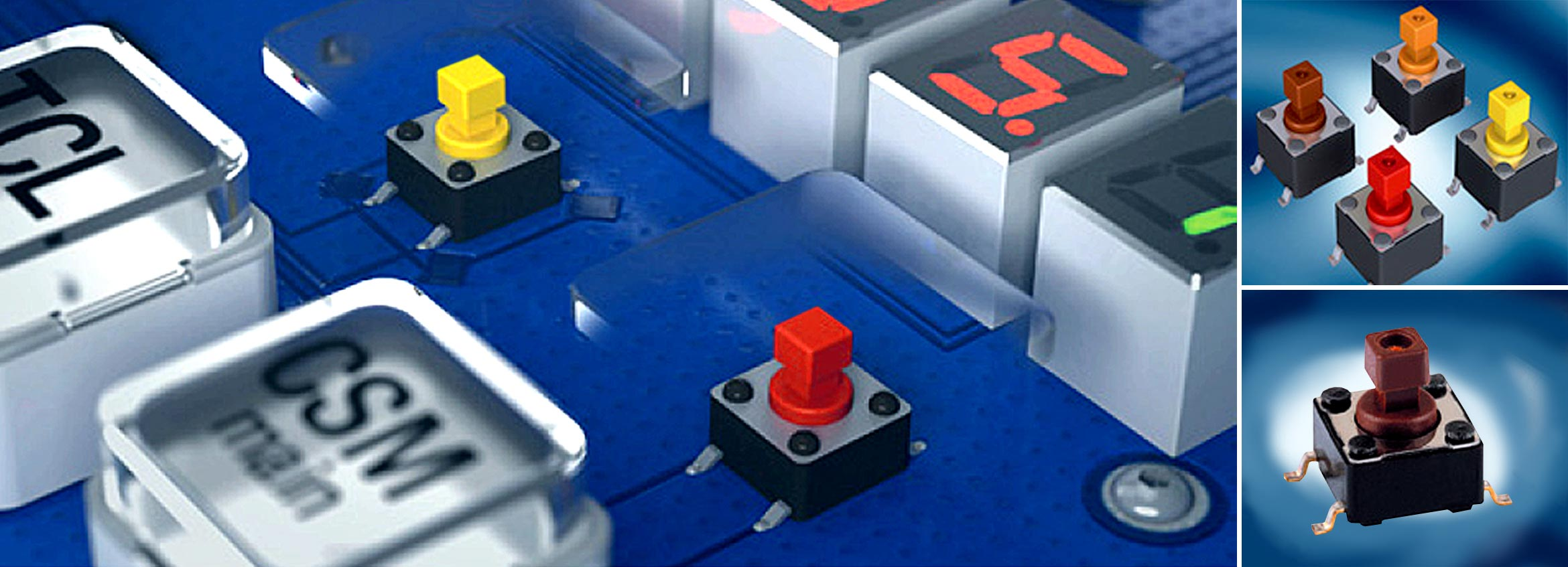 SMD switch banner