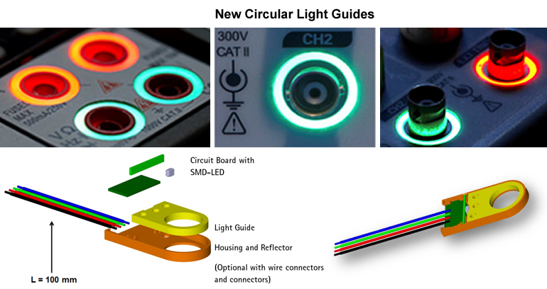 circular-light-guide