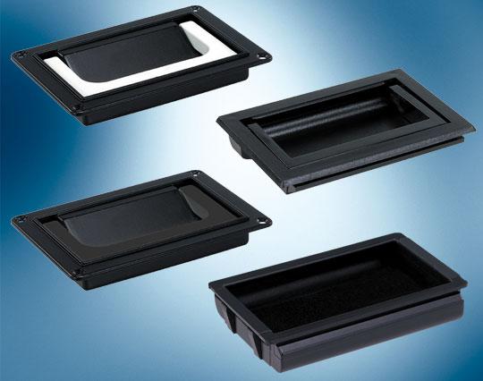 plastic folding handles
