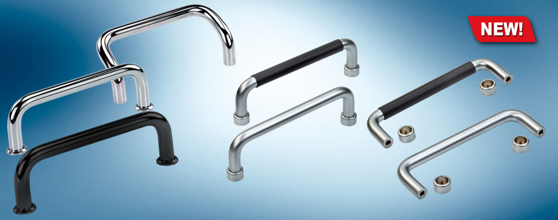 steel bow handles for high bearing loads