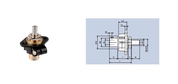 high-precision 10:1 drive converter