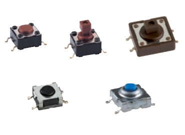 SMD Top-Button Switches