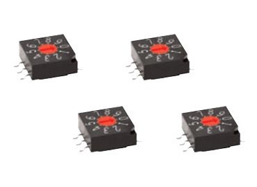 SMD Rotary Binary Switches