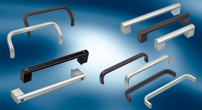 MENTOR's aluminium handles