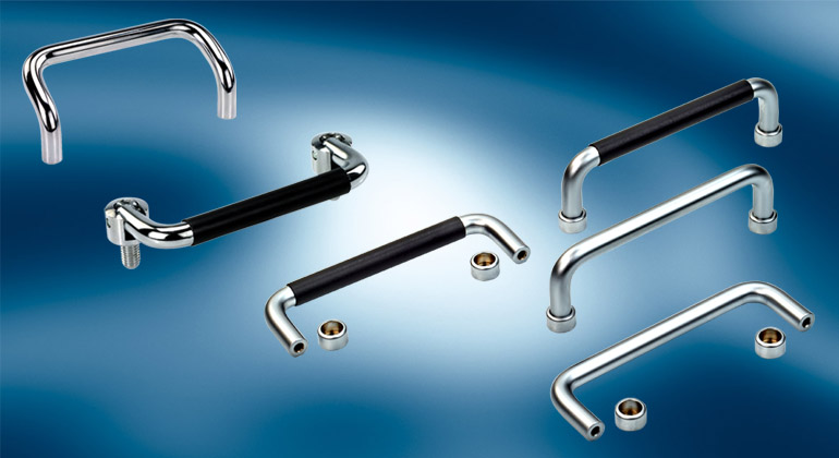 MENTOR's chrome instrument handle ranges
