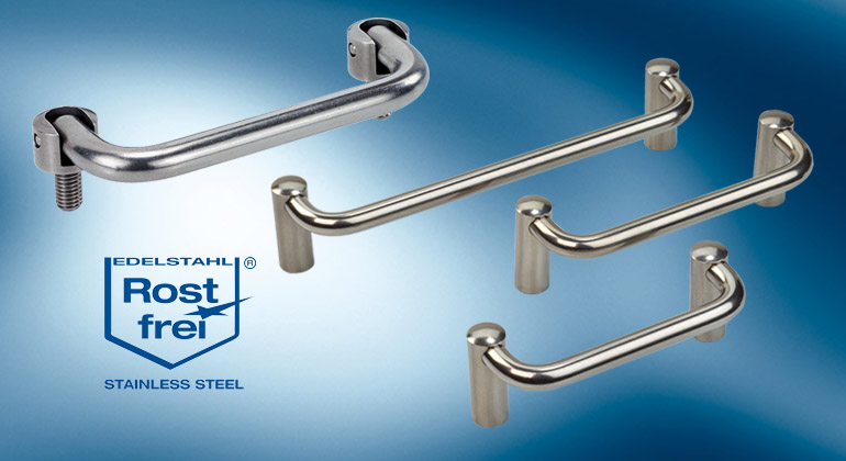 MENTOR stainless steel instrument handle ranges