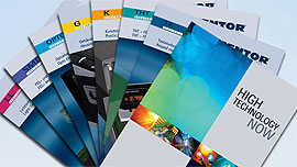 MENTOR's standard component catalogues