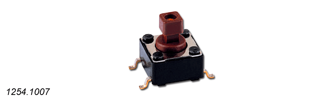 SMD switch button