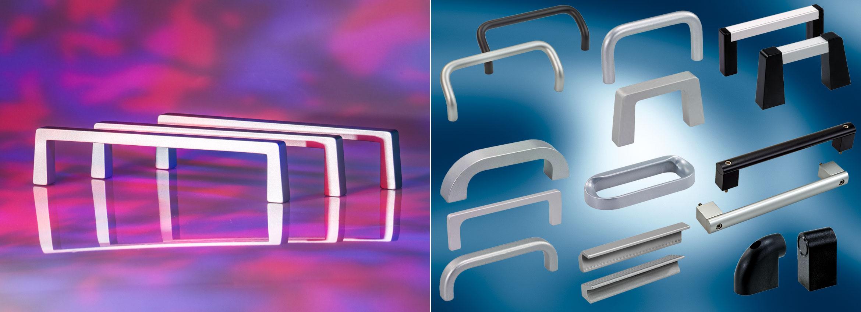 MENTOR's range of Aluminium Handles
