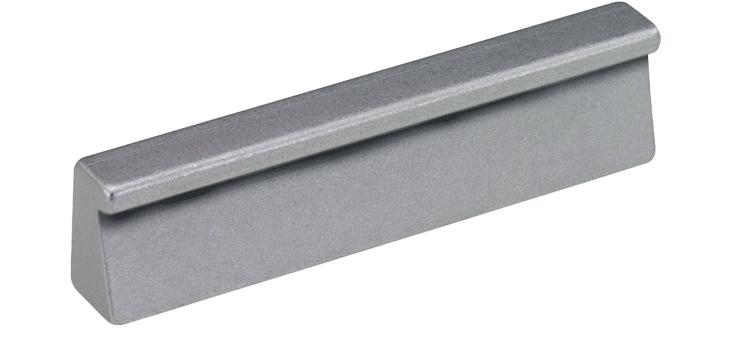 Aluminium fingertip / ledge handles