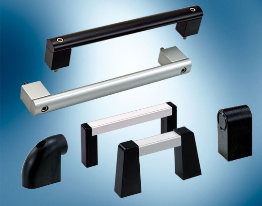 modular aluminium handle systems