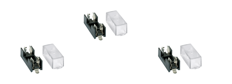 TR5 fuse holders