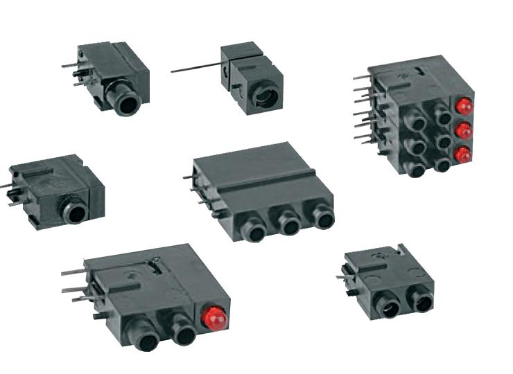 THT test jacks - Ø2mm & Ø4mm