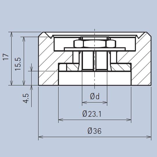 Aluminium System diagram