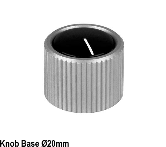 Aluminium Turning Knob System