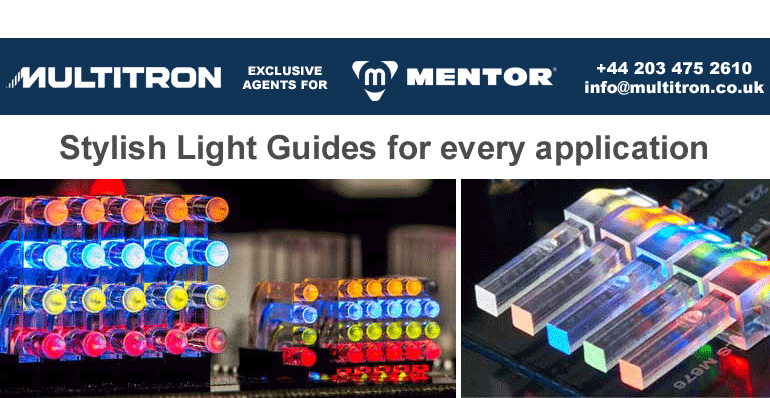 Light Guide solutions from MENTOR's standard light guide range
