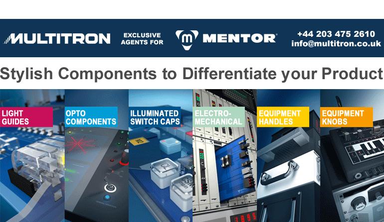 MENTOR's range of standard components