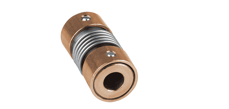 Jointed Coupling with Side Screw Fixing