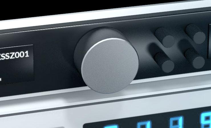 Link to MENTOR's aluminium and chrome knobs
