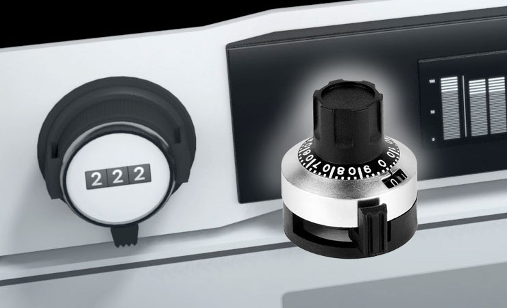Link to MENTOR's analogue and digital Knobs
