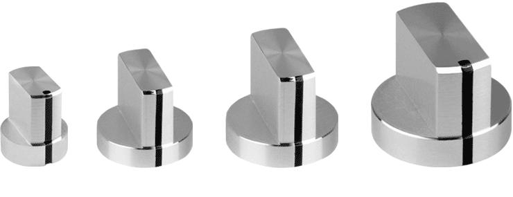 Aluminium Wing Knob