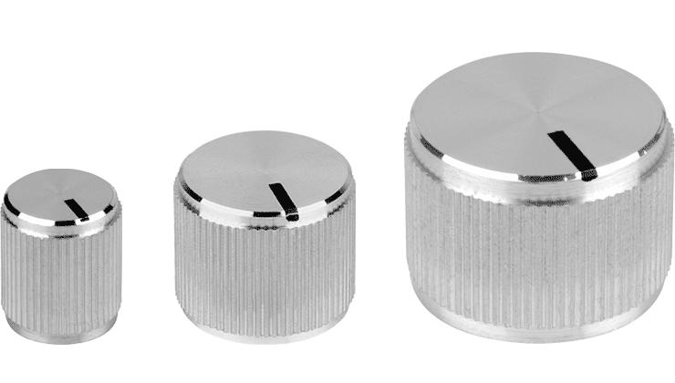 Aluminium Turning Knob