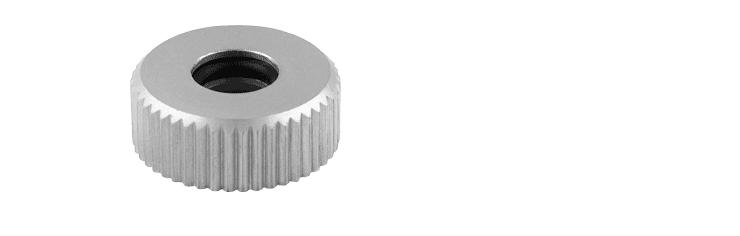 Aluminium Pointer Knob