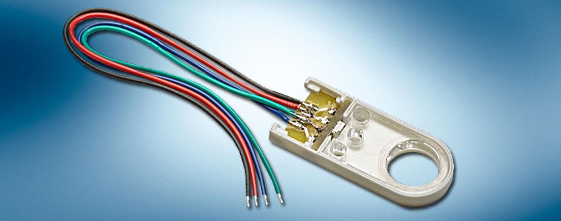 LED Ring Lighting 12mm Diameter