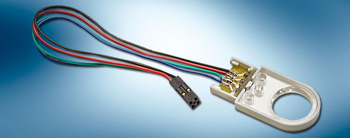 LED Ring Lighting 16mm Diameter