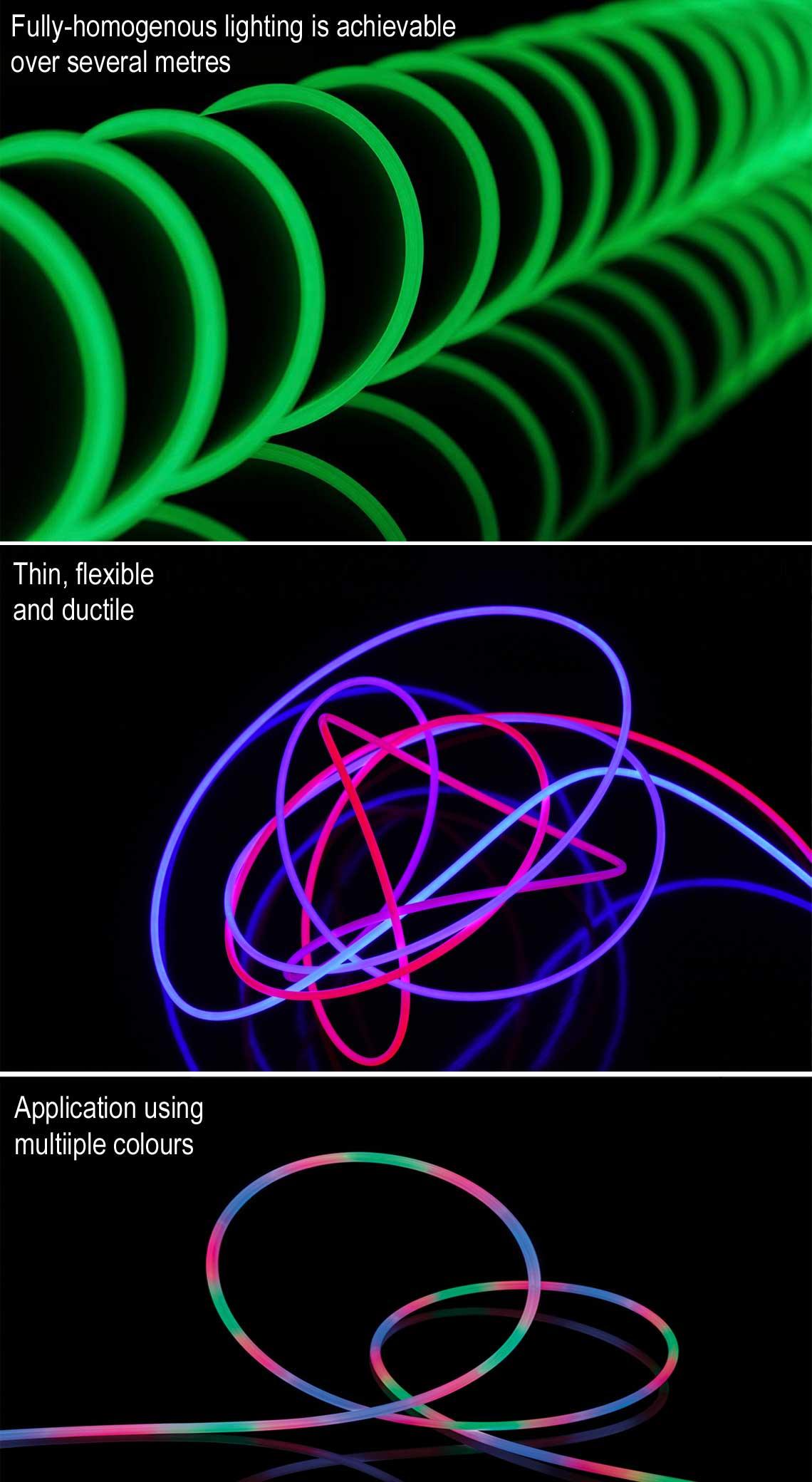 M-Fibre Lighting System