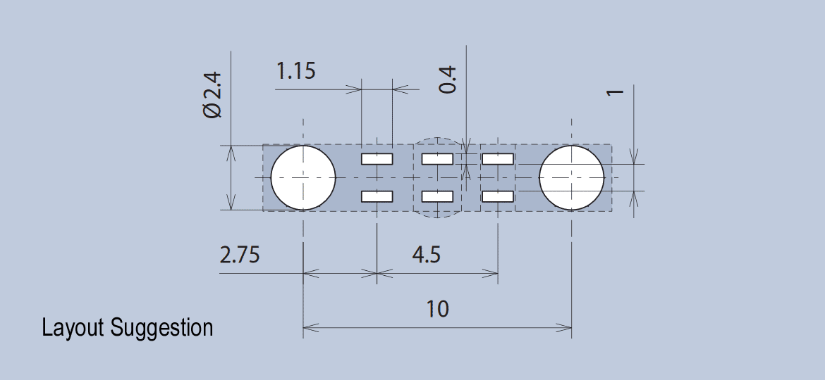 Flexible Light Guide Layout