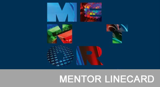 MENTOR Product Linecard