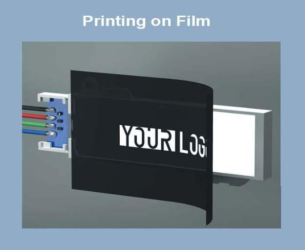 Printing onto Film