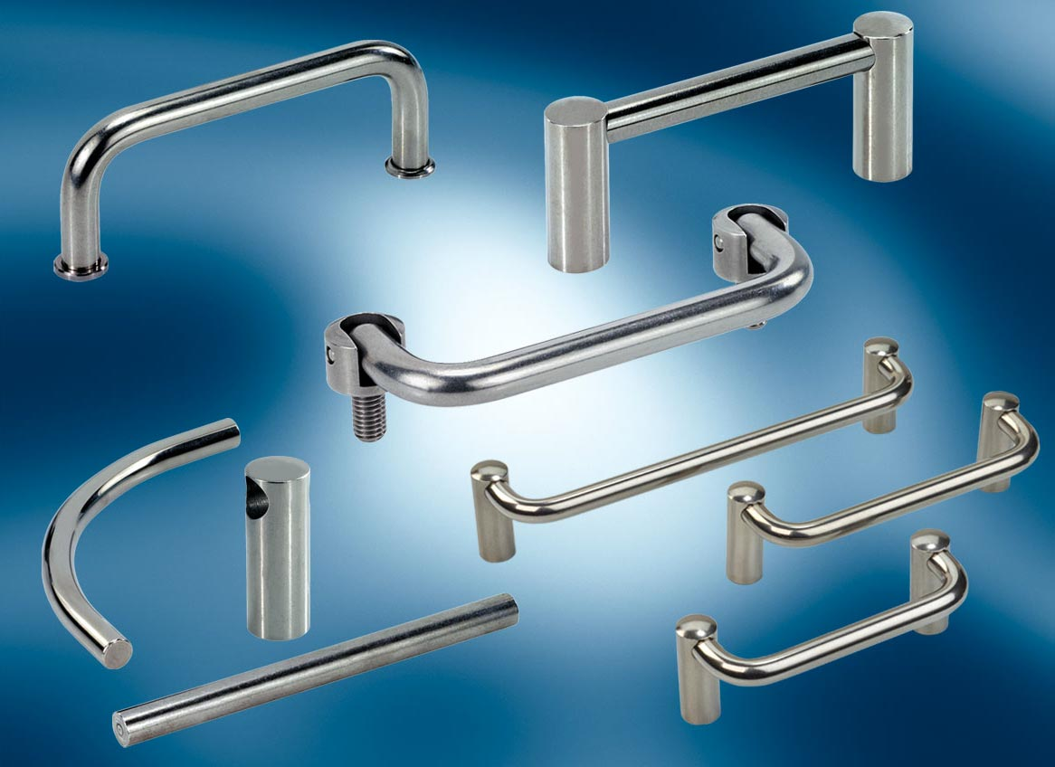 Examples of MENTOR stainless steel handles